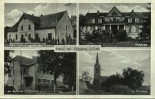 Nasale : szkoła ewangelicka, gospoda, dwór, kościół ewangelicki