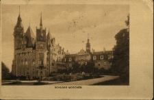 Moszna : zamek