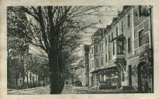 Olesno : ulica Dworcowa