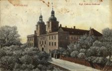 Prószków : pałac Prószkowskich z 1563 roku, pózniej Akademia Rolnicza, Seminarium Nauczycielskie, zakład opiekuńczy