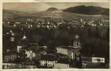 Lądek Zdrój : panorama miasta