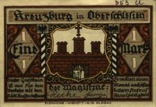 Kluczbork : [awers:] Kreuzburg in Oberschlesien [rewers:] Aus im 13 Jahrundert Schlesien