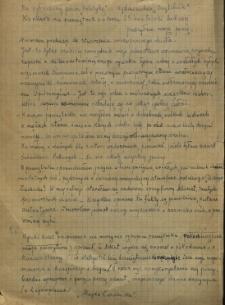 Dokumenty rodzinne i osobiste Jadwigi Leszczyńskiej z lat 1945-1950