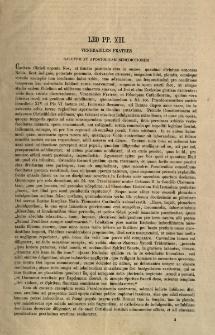 Leo P.P.XII Venerabiles Fratres Salutem et Apostolicam Benedictionem