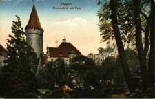 Opole : Piastenschloss und Park