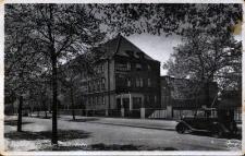 """Opole : Der Zunst Keller [Izba Rzemieślnicza od strony płn. - wsch. z wejściem do dzisiejszej restauracji """"Czardasz""""]"""