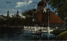 Oppeln : Eishaus