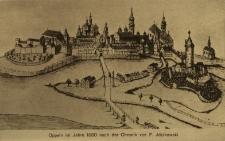 Oppeln im Jahre 1680 nach der Chronik von F. Jdzikowski