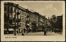 Opole : Zimmerstrasse [kamienice przy dzisiejszej ul. 3 Maja od ul. Krakowskiej do ul. Kołłątaja]
