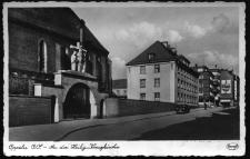 Oppeln : An der Helig=Kreuzkirche