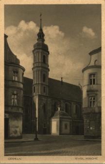 Oppeln : Evgl. Kirche
