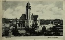Opole : Peter - Paul Kirche [kościół pw. św. Apostołów Piotra i Pawła]