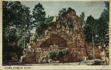 Góra Świętej Anny : Grota Lourdzka