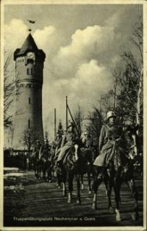 Nowa Kuźnia : plac wojskowy, wieża