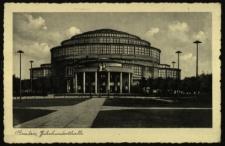 Wrocław : Hala Stulecia