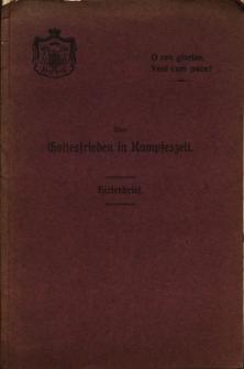 Hirtenbrief erlassen zum Beginn der heiligen Fastenzeit des Jahres 1917 O rex gloriae, veni cum pace!