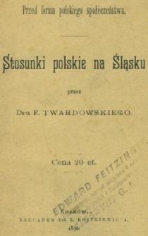 Stosunki polskie na Śląsku
