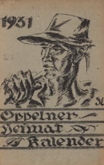 Oppelner Heimat für Stadt und Land, 1931
