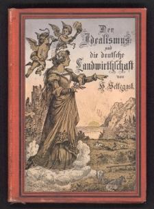 Der Idealismus und die deutsche Landwirtschaft