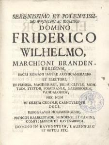 Regni Poloniae Ius Publicum