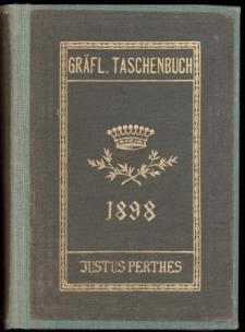 Gothaisches Genealogisches Taschenbuch der Gräflichen Häuser