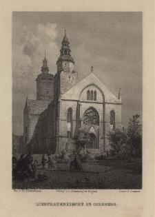 Schlesien. Eine Schilderung des Schlesierlandes: Liebfrauenkirche in Goldberg