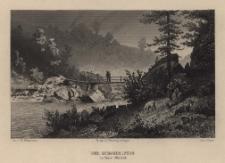 Schlesien. Eine Schilderung des Schlesierlandes: Der Schaukelsteg
