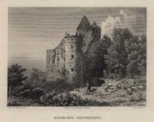 Schlesien. Eine Schilderung des Schlesierlandes: Burgruine Schweihaus