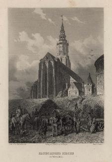 Schlesien. Eine Schilderung des Schlesierlandes: Katholische Kirche zu Schweidnitz