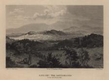 Schlesien. Eine Schilderung des Schlesierlandes: Aussicht vom Kappenberge in das hirschberger Thal