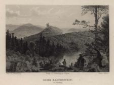 Schlesien. Eine Schilderung des Schlesierlandes: Ruine Kaltenstein bei Friedberg