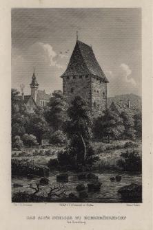 Schlesien. Eine Schilderung des Schlesierlandes: Der alte Schloss Boberröhrsdorf bei Hirschberg