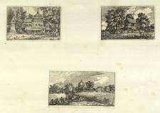 Cerkwie w Bodziaczy, w Bucowie i Staszewie (w Galicyi)