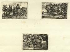Cerkwie w Tórsku, w Czeszynach, i kościół
