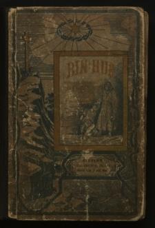 Ben-Hur : opowiadanie historyczne z czasów Jezusa Chrystusa