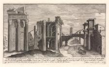 Vestigij del foro Nerva Imperatore…in Roma