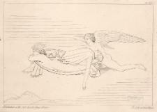 Hypnos i Thanatos przenoszą ciało Sarpedona do Lykii