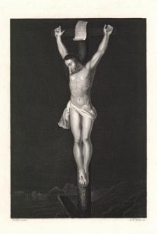 Christ on the Cross / Christus am Kreuze / chrystus na krzyżu