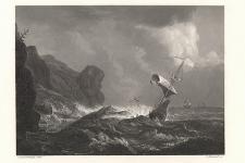 La tempéte / The Storm / Der Seesturm / Burza