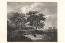 A Landscape / Eine Landschaft / Krajobraz