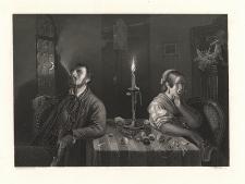 Matrimonial Scene / Ehestands Scene / Scena małżeńska