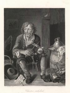Chanteur ambulant / The Ballad Singer / Der Bäkelsänger / Grajek