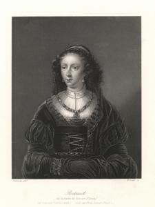 Portrait (de la femme de Goevart Flinck) / Portrait (of Goevart Flinck's Wife) / Portrait (von der Frau Goevart Flinck's) / Portret żony Flincka