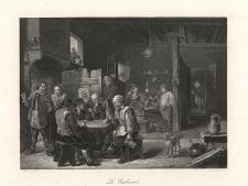 Le Cabaret / Boors drinking / Zechstube / Szynk