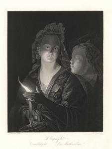 L'Espiègle / Candlelight / Der Muthwillige / Przekora