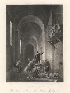 Le peintre en prison / The Painter in Prison / Der Maler in Gefängniss / Malarz w więzieniu