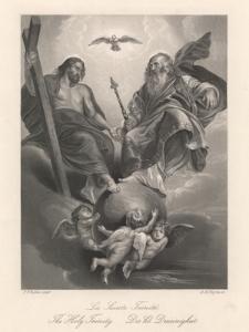 La Sainte Trinité / The Holy Trinity / Die hb. Dreieinigkeit / Sta Trójca