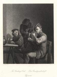 The Smoking Club / Die Rauchgesellschaft / Fajczarze
