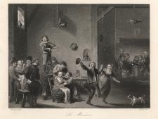 Le Ménétrier / The Fiddler / Der Geiger / Grajek