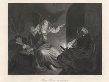 Saint Pierre en prison / Peter in Prison / Petrus im Kerker / St. Piotr w więzieniu
